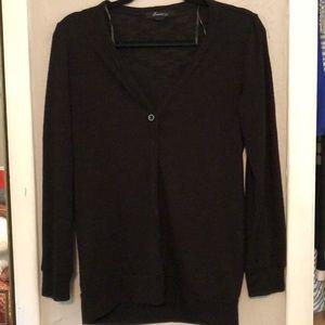 Black cardigan size L